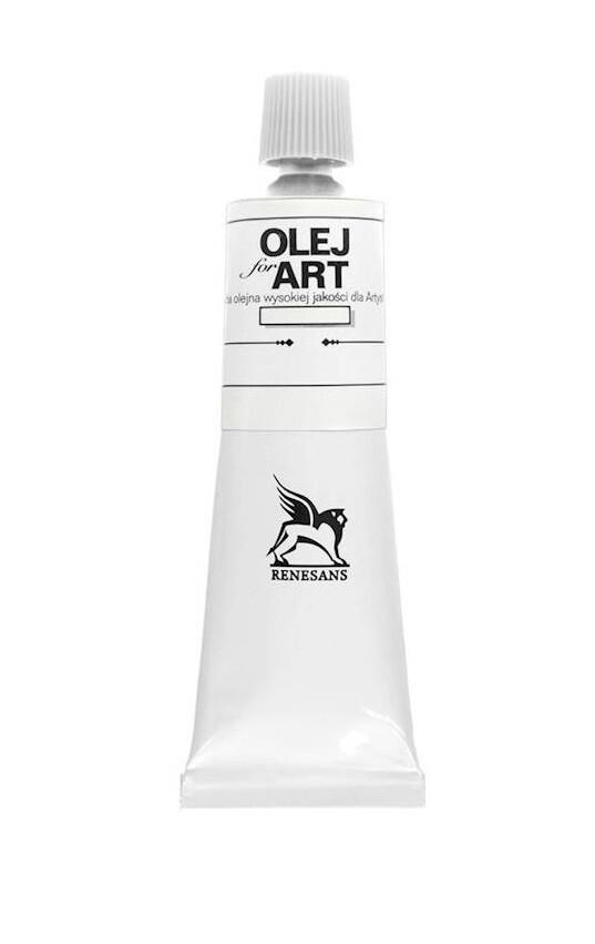 Краска масляная Renesans 140 мл