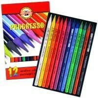 Набор карандашей цветных Progresso 12 цв