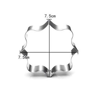 Форма металлические для пластики и теста