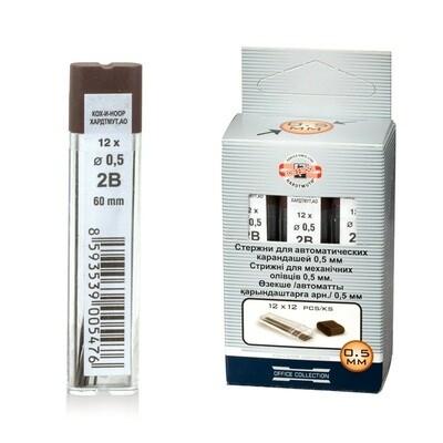 Грифель для цангового карандаша Koh-i-noor 0,5