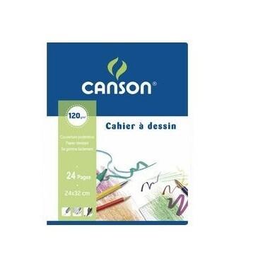 Альбом для рисования Canson 170 x 220 мм, 120 гр