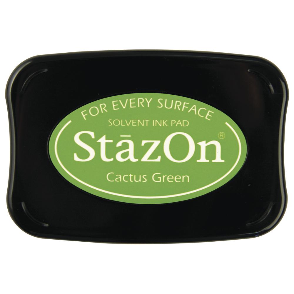 Тушь Stazon для любых поверхностей