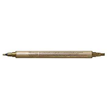 Каллиграфический маркер Rayher Calligraphy 2+3,5 мм Metallic золото