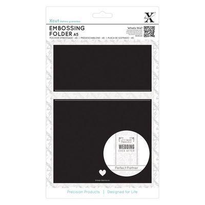 Папка для тиснения A5 Embossing Folder - Banner