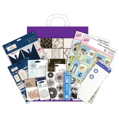 Набор для открыток и скрапбукинга Docrafts Goody Bag - May 2014