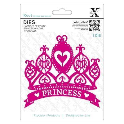 Форма для вырубки Xcut- Princess Tiara