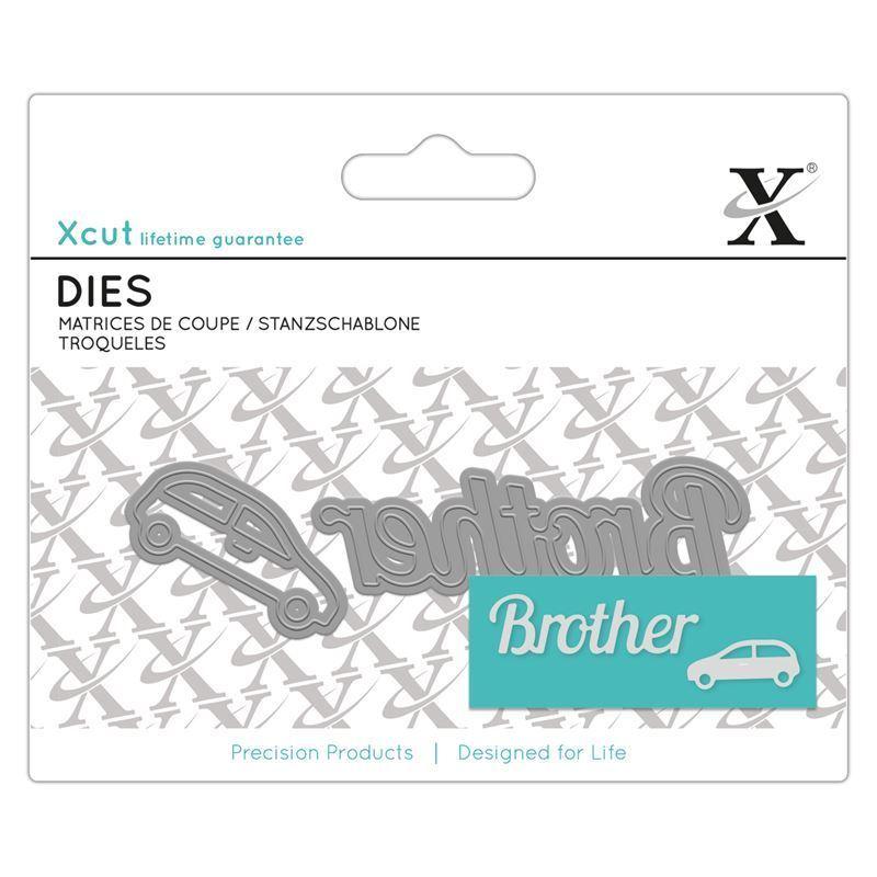 Форма для вырубки Xcut - Brother