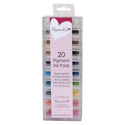 Тушь Pigment (20шт) - Assorted Colours