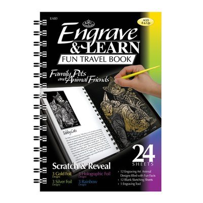 Книжка с гравюрами Royal A5