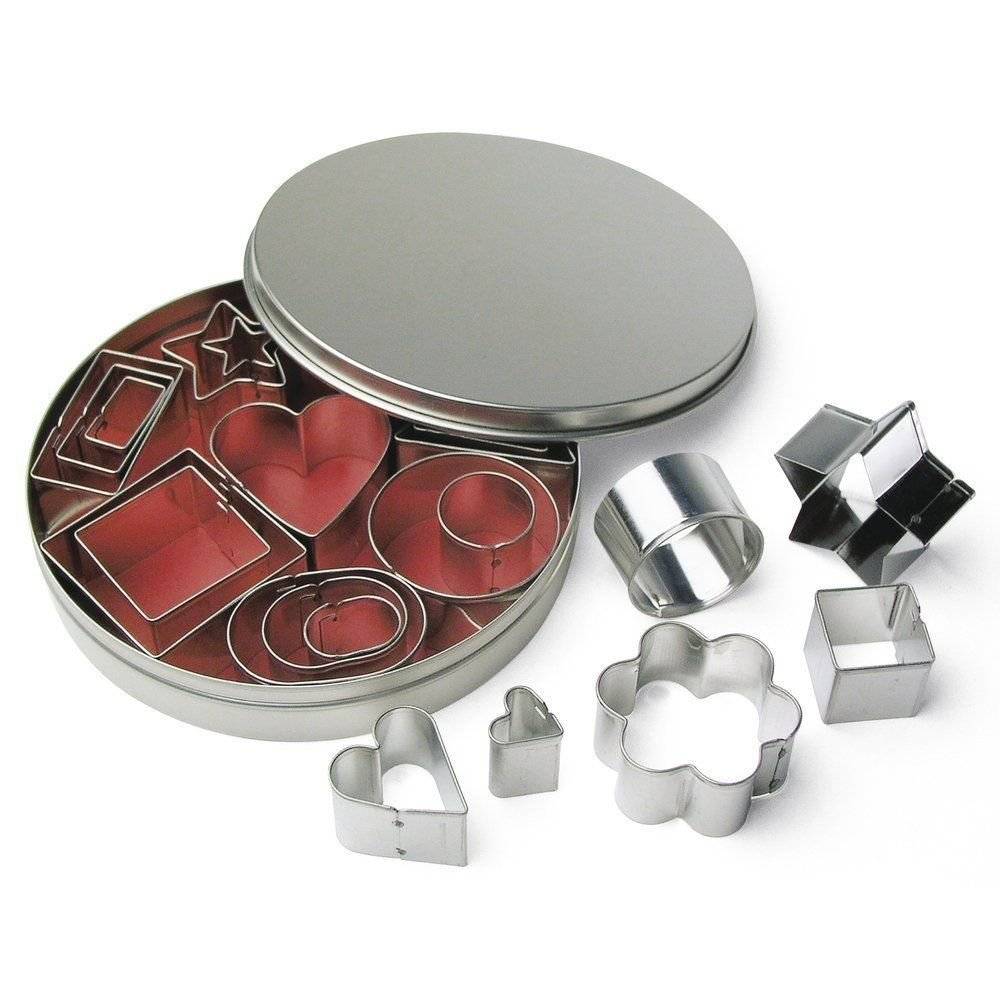 Набор металлических форм для пластики и воска