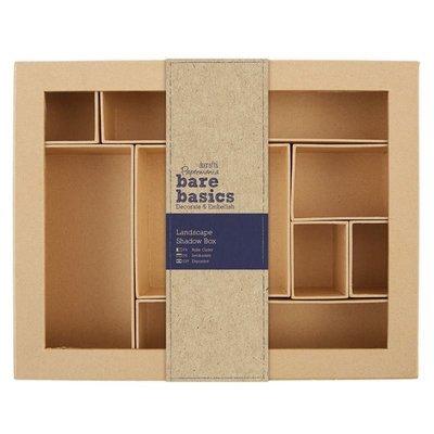 Коробка Shadow Box docrafts 28.5 x 22.3 x 5 см