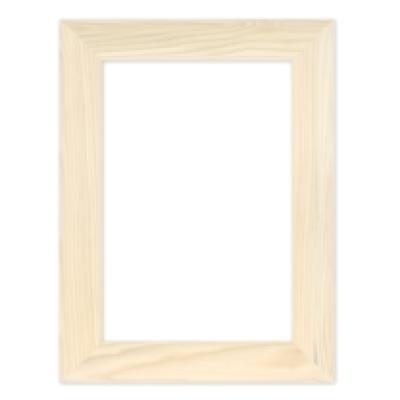 Рамка деревянная 4,5см*2,5см