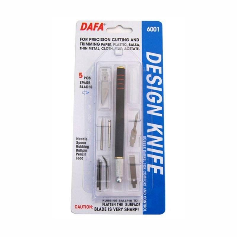 Макетный нож для точной резки и моделирования DAFA