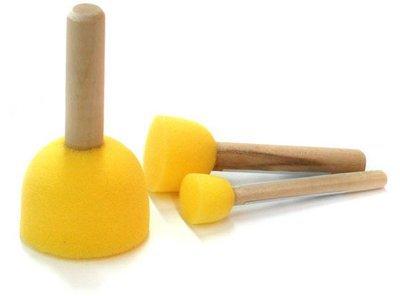 Bureti cu maner din lemn