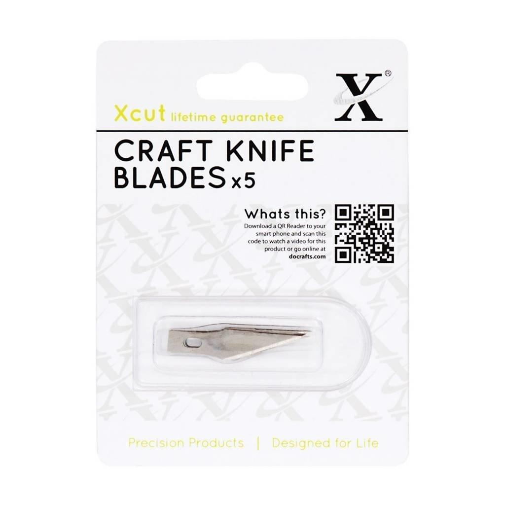 Лезвия для ножа Xcut (5 шт)
