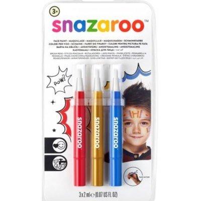 Набор Brush Pen SNAZAROO - 3шт.