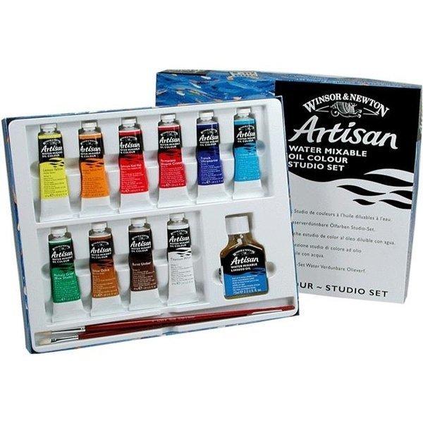 "Набор масляных красок ""Winsor & Newton"" ARTISAN 10 x 37ml"