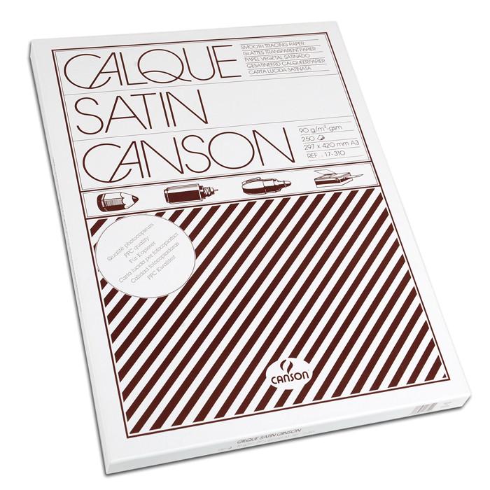 Калька Сanson А4, 90гр, 1л