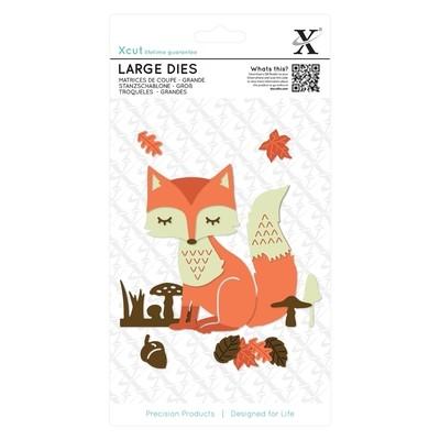 Набор ножей (21шт) - Layered Fox
