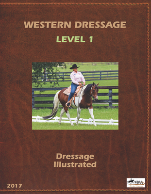 2017 Western Dressage Tests - Level 1