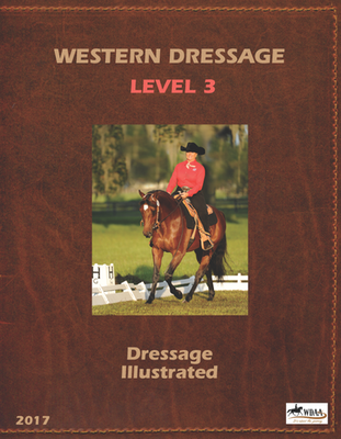 2017 Western Dressage Tests - Level 3
