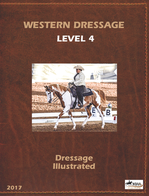 2017 Western Dressage Tests - Level 4
