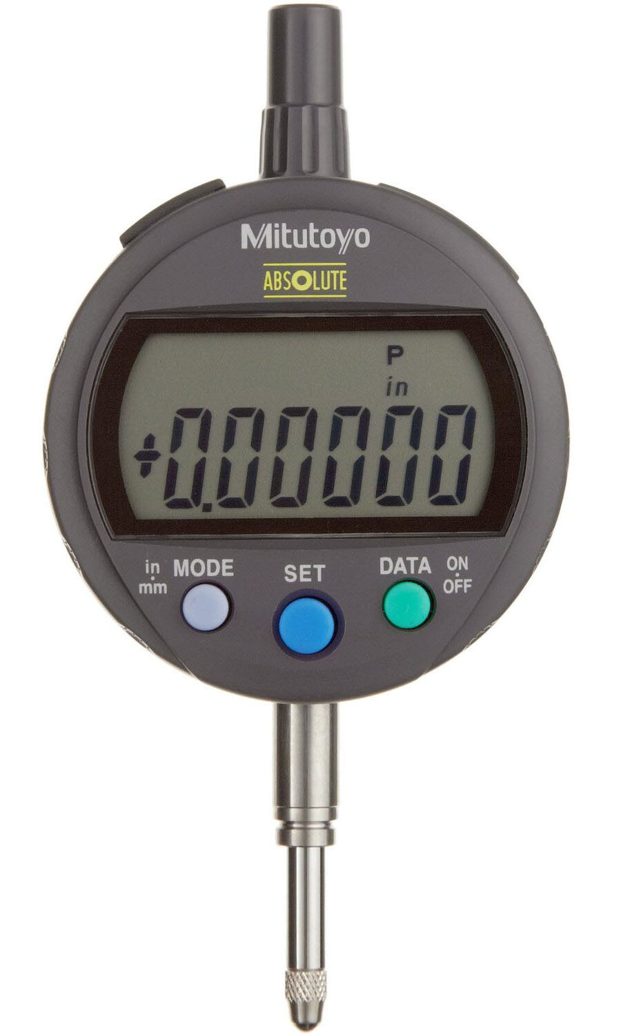Mitutoyo 543-391 Digimatic Indicator 12.7mm x 0.001mm (Inch/Metric)