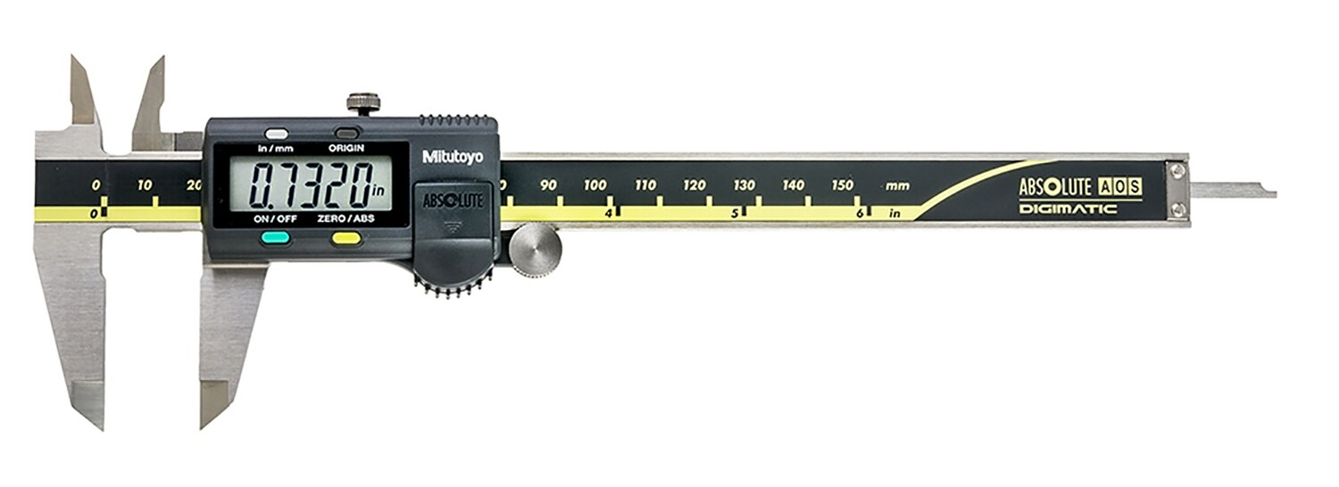 Mitutoyo 500-171-30 Digimatic Caliper 150mm x 0.01mm (Inch/Metric)