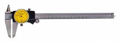 Mitutoyo 505-731 Dial Caliper 200mm x 0.02mm