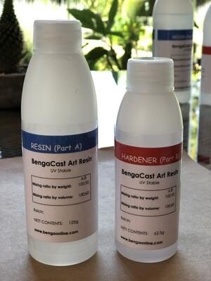 BengaCast Fast art resin - 187.5g