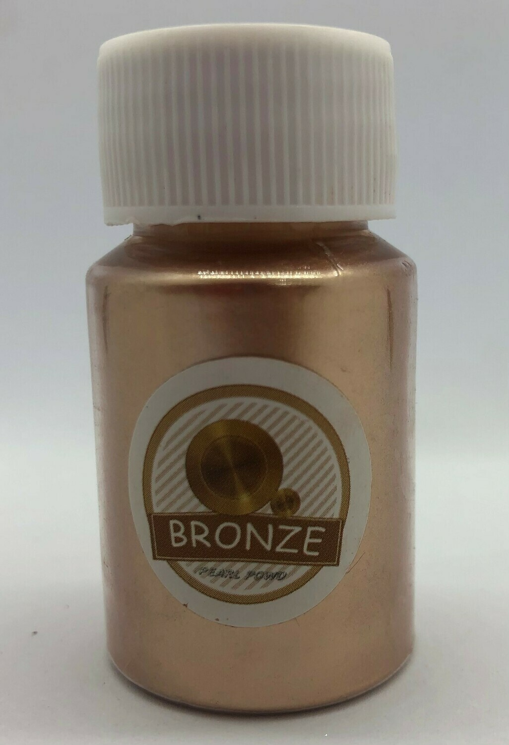 Bronze pearl pigment for resin 10g