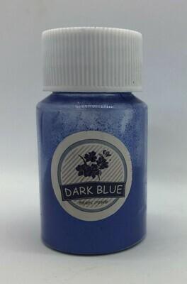 Dark Blue pearl pigment for resin 10g