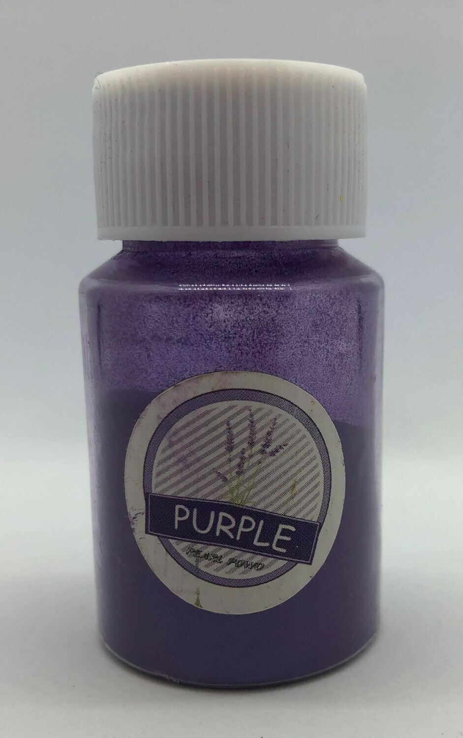 Purple pearl pigment for resin 10g