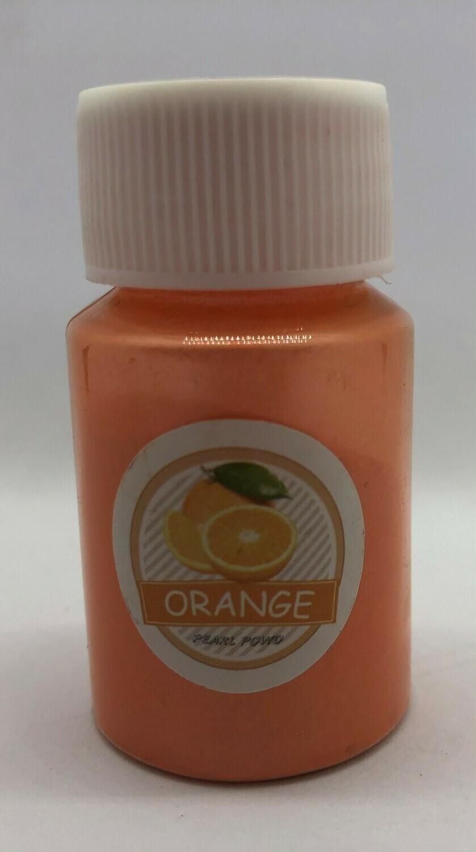 Orange pearl pigment for resin 10g