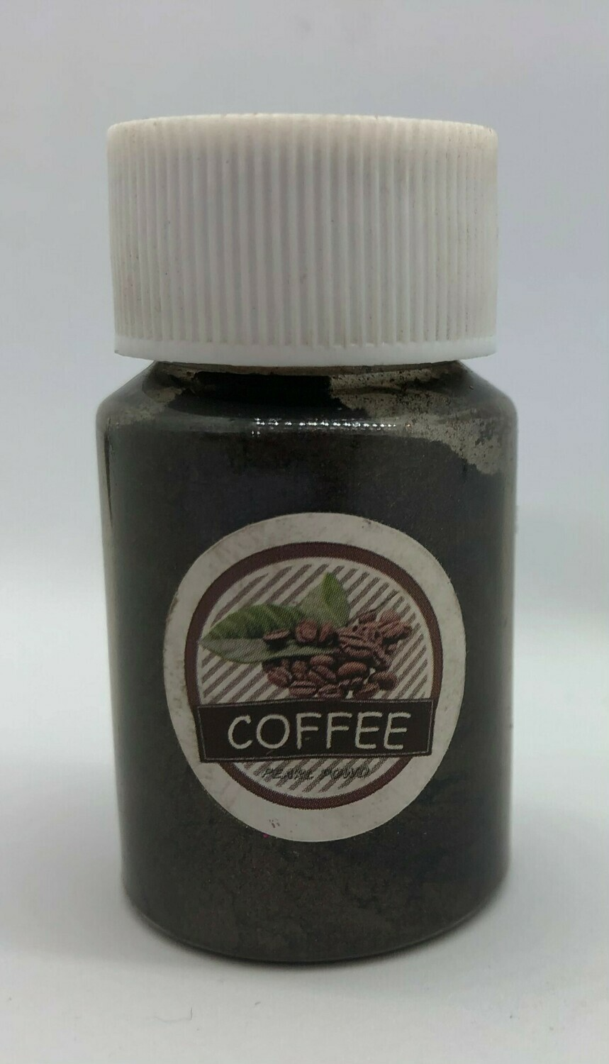 Coffee pearl pigment for resin 10g