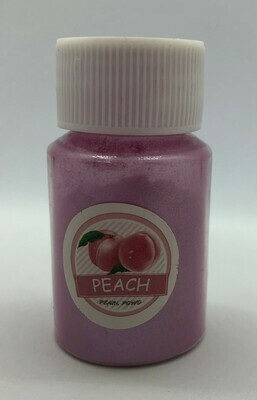 Peach pearl pigment for resin 10g
