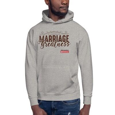 Marriage Greatness TCOM Unisex Hoodie