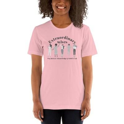 Women Marriage Short-Sleeve Unisex T-Shirt