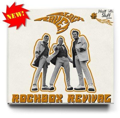 BLACK RAVEN - Rockbox Revival - CD