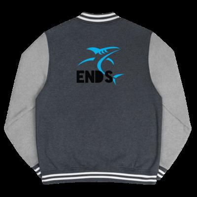 ENDS Men's Letterman Jacket