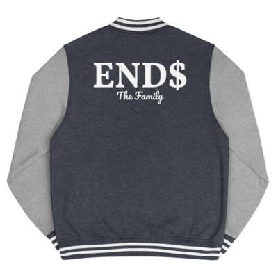 ENDS The Family Men's Letterman Jacket