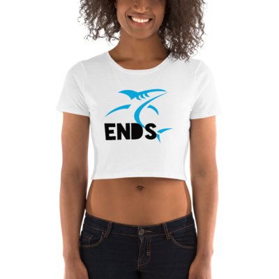 ENDS Women's Crop Tee