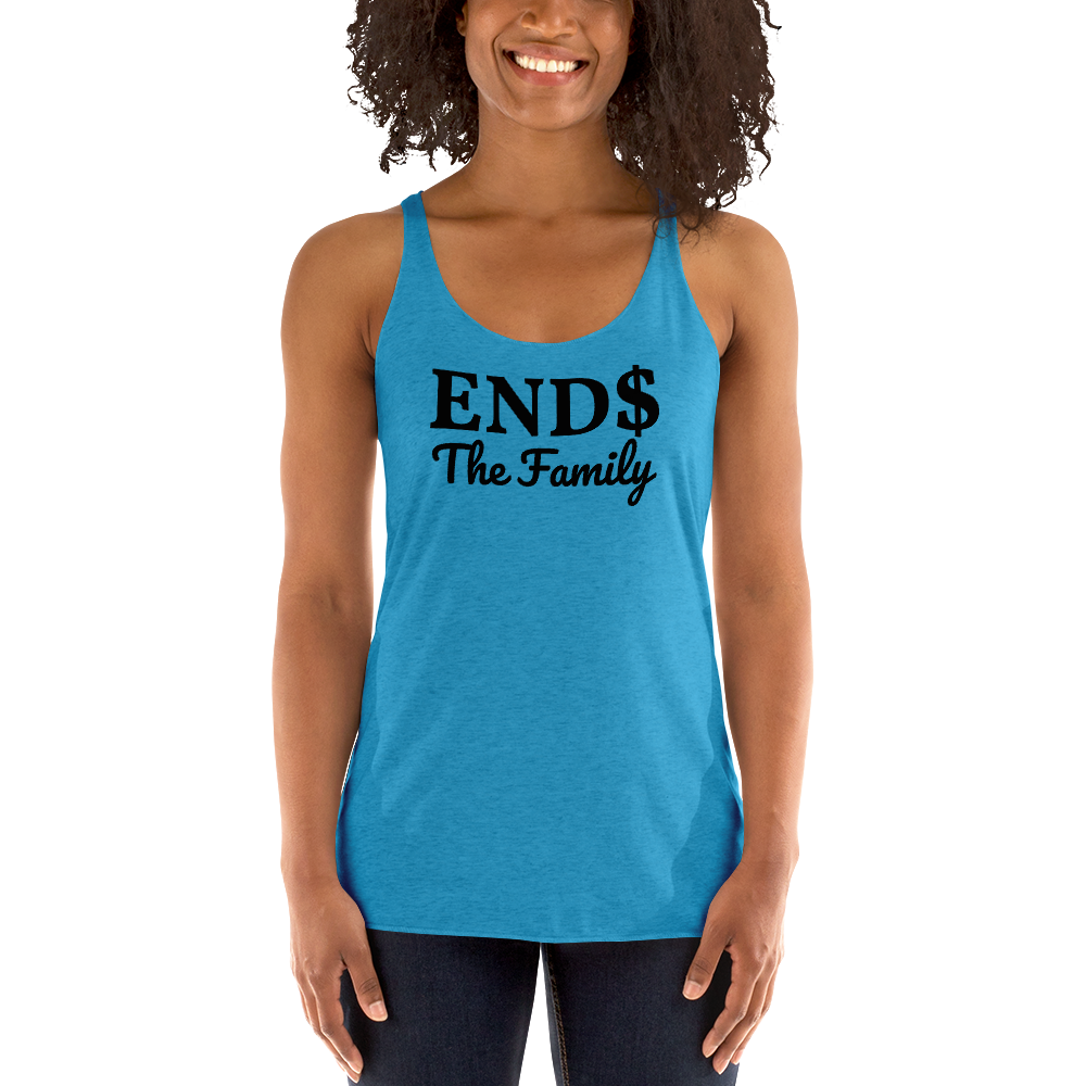 ENDS The Family Women's Racerback Tank