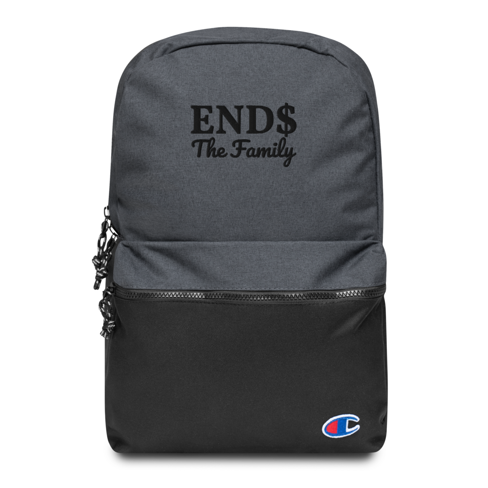 ENDS The Family Champion Backpack