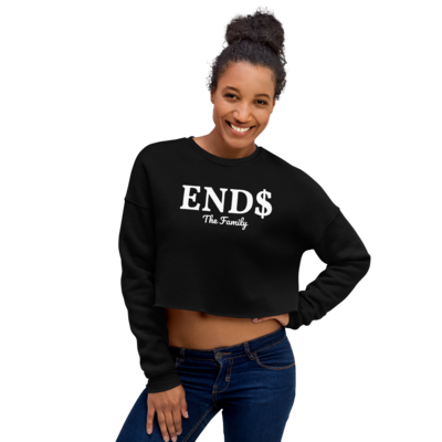 ENDS Crop Sweatshirt