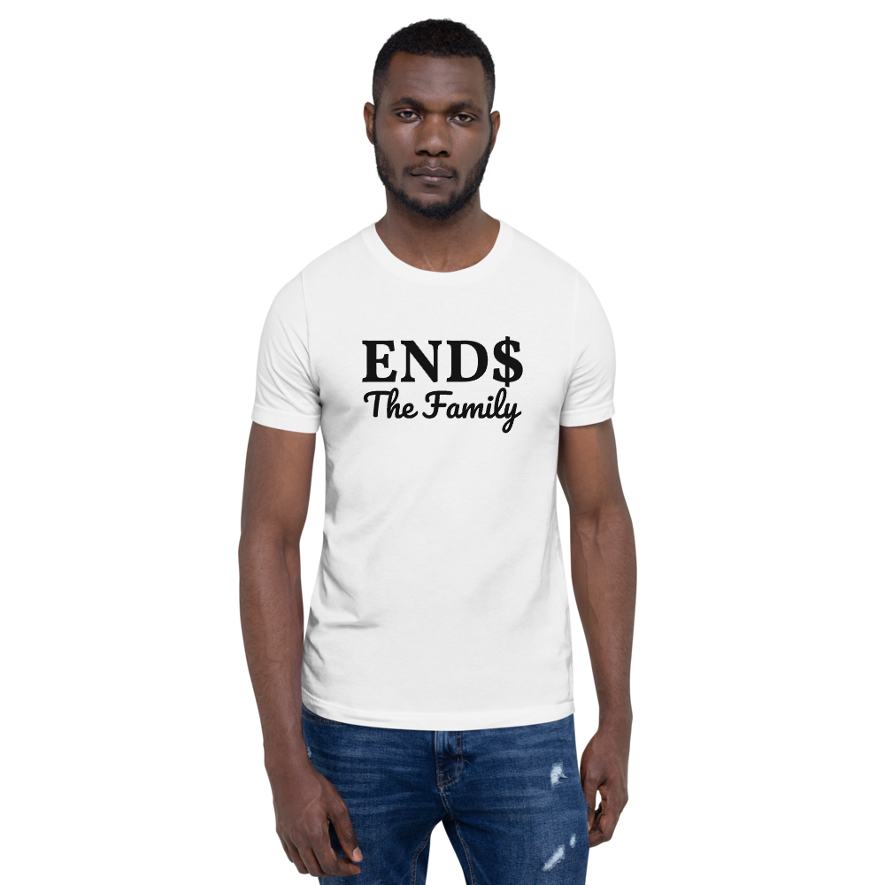 END$ Short-Sleeve Unisex T-Shirt
