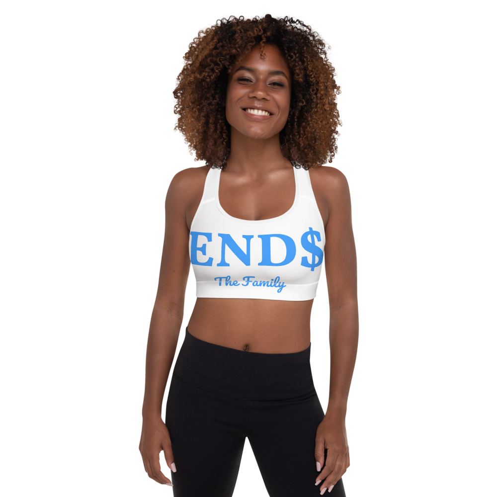 ENDS Padded Sports Bra