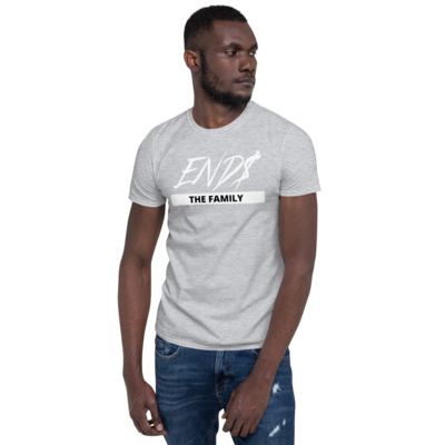 END$ Scripture The Family Short-Sleeve Unisex T-Shirt