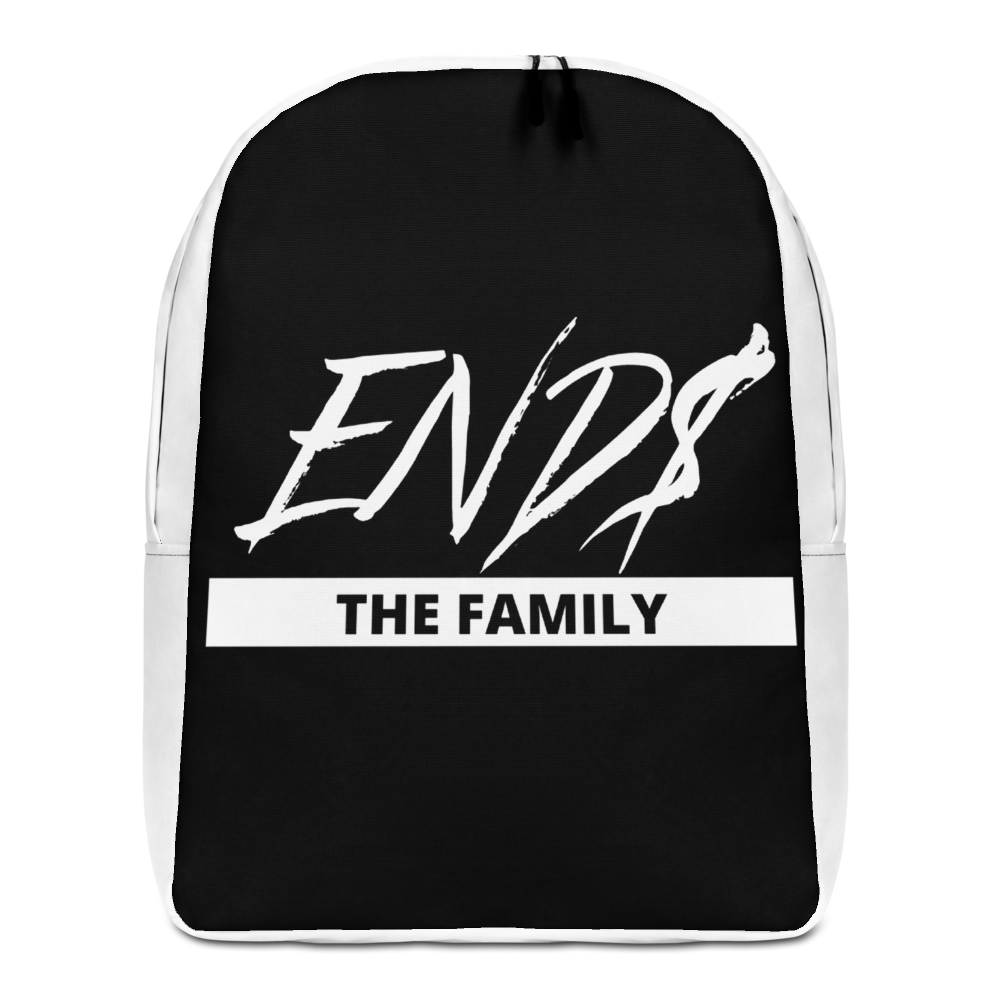 ENDS The Family School Backpack