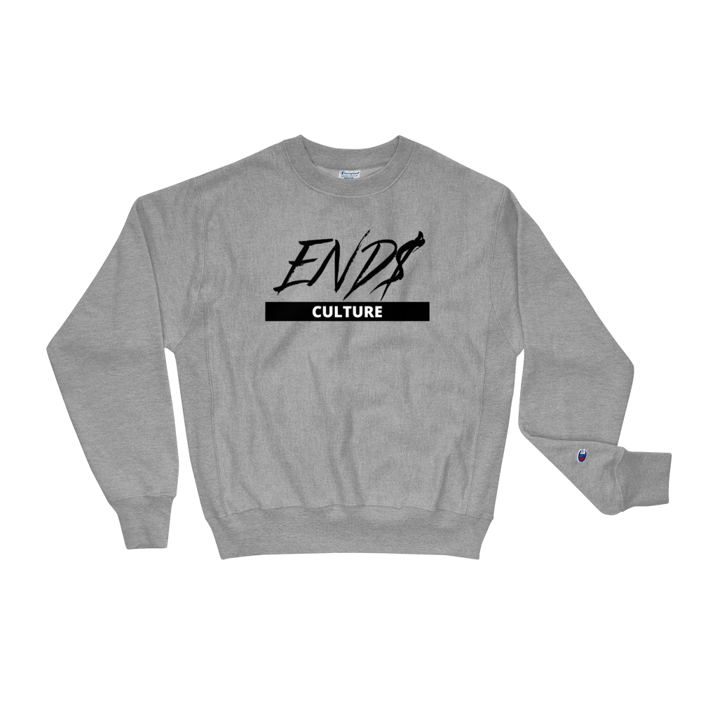 ENDS Culture Champion Sweatshirt